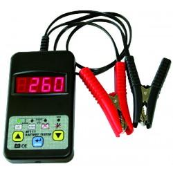 Testeur de batterie 6/12v dig. 20 à 150a bt111dhc