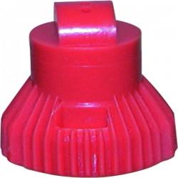 Buse kwix trifilet rouge ecrou+joint Nozal