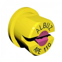 Buse ape 110° jaune Albuz