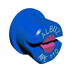 Buse ape 110° bleue Albuz