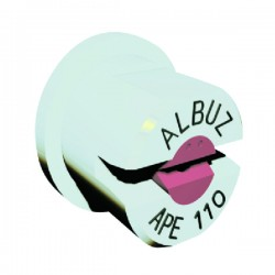 Buse ape 110° blanc Albuz