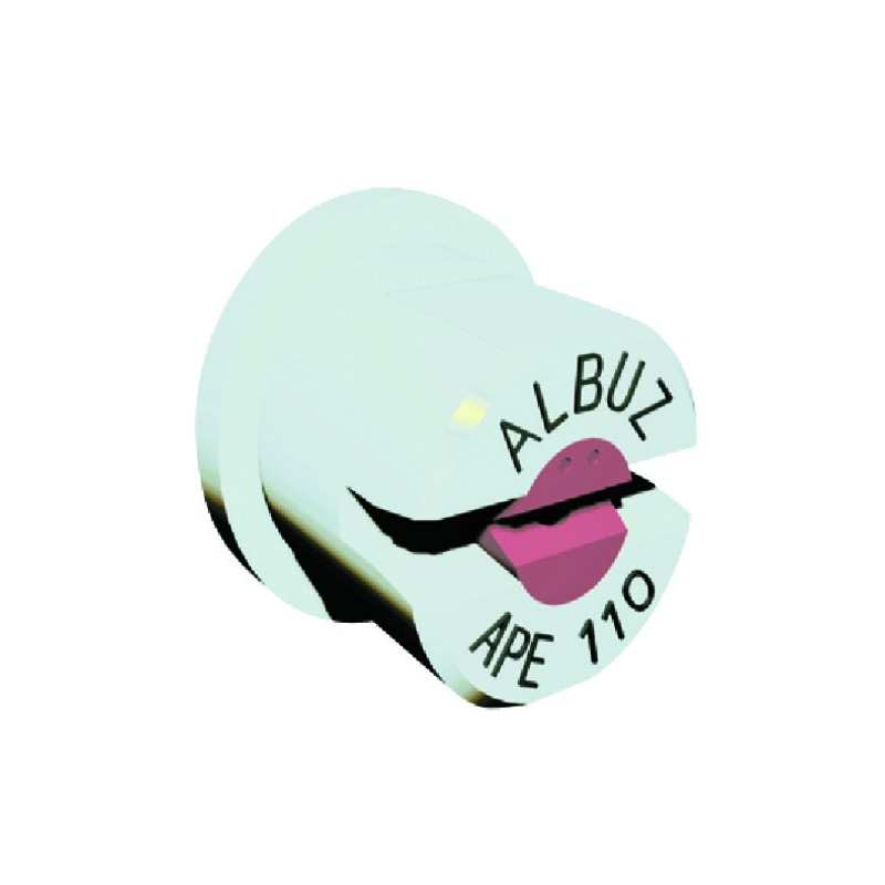 BUSE APE 110? BLANC ALBUZ
