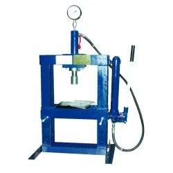 Presse hydraulique établi 10t 2 montants