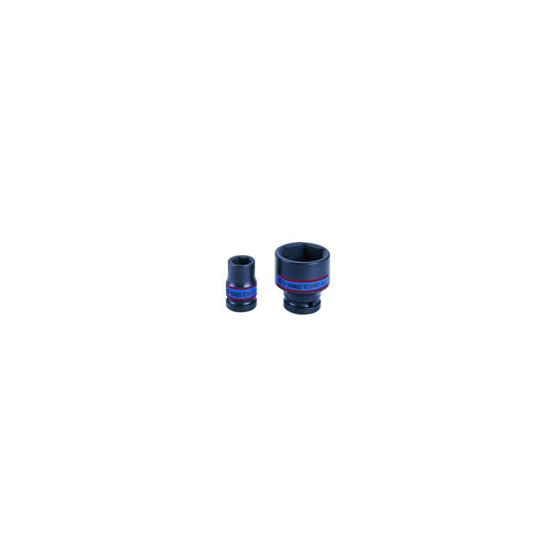 """Douille à chocs Métrique 3/4"""" (19,,05mm) Standard 17 mm"""