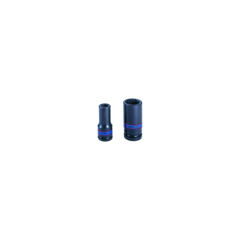 """Douille à chocs Métrique 3/4"""" (19,,05mm) Longue 65 mm"""