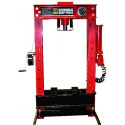 Presse hydraulique 50 tonnes chassis 2 montants
