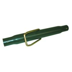 Tube barre de pousse renf longueur 400 mm 36x3 mm