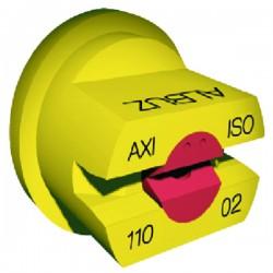 Buse axi 11002 jaune la pièce  Albuz