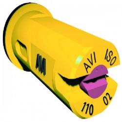 Buse avi 11002 jaune la pièce  Albuz