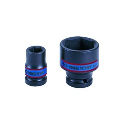 """Douille à chocs métrique 3/4"""" (19.05 mm) standard 48 mm - 653548m"""