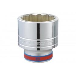 """Douille pouce 1"""" (25.40 mm) standard 1-7/16"""" - 833046s"""