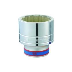 """Douille métrique 1"""" (25.40 mm) standard 80 mm - 833080m"""