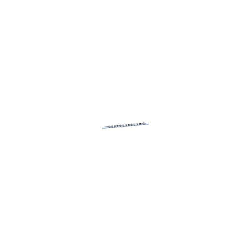 """Rail pour douilles 3/8"""" (9,,53mm) 280 mm"""