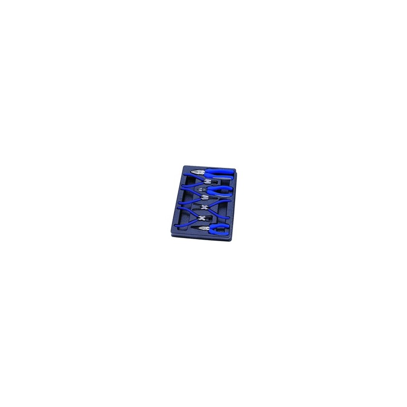 Thermoformé de pinces - 7 pièces