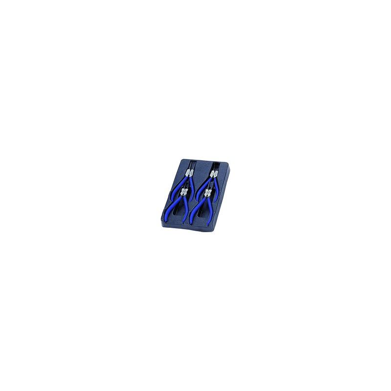 Thermoformé de pinces Circlips - 4 pièces