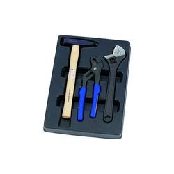 Thermoformé de pinces et marteaux - 3 pièces