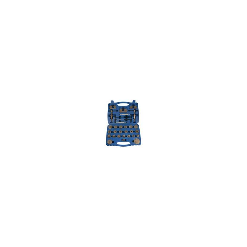 Coffret Repouse piston pression/rotation - 31 pièces