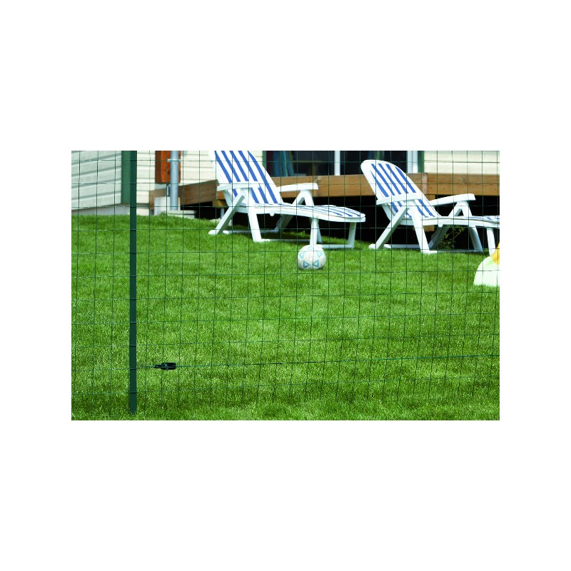 Grillage soude axial maille 100x75 1m20 25ml - Cloture grillage soude ...