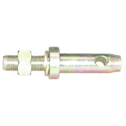 Axe à visser diamètre 28 mm filetage 24x150 d24