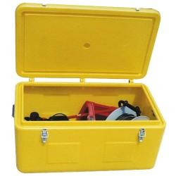 Coffre à outils 50 litres 500x330x330 mm