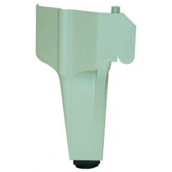 Kit de 4 pieds en ABS injecté / vestiaires