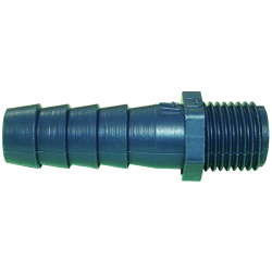 Raccord mâle diamètre 10 mm fil.3/4