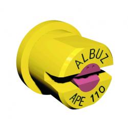 Buse ape 80° jaune Albuz