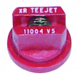 Buse xr 110 vk/Céram. rouge Teejet LA pièce