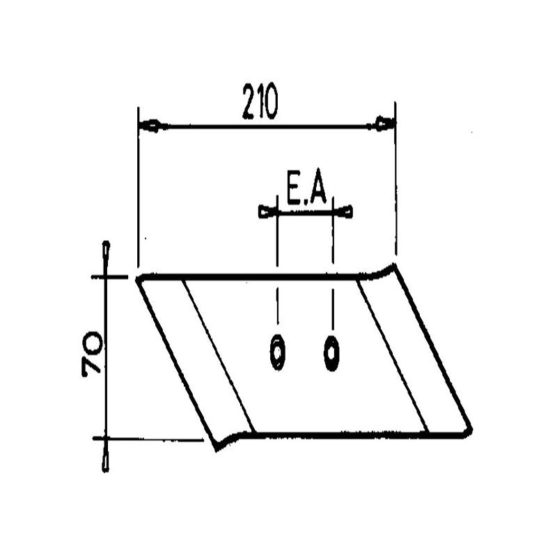 POINTE REVERS. G. EA=40 (KS)H9691980 AD.KRONE