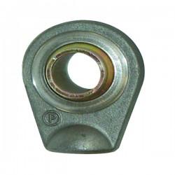 Rotule ronde à souder diamètre 19 mm