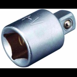 Carré augmentateur F1/2-M3/4 pour douilles
