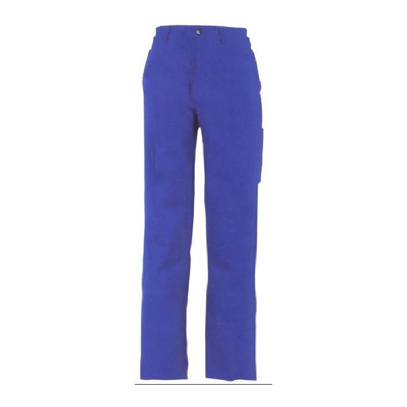 Pantalon de travail bleu bugatti taille 40
