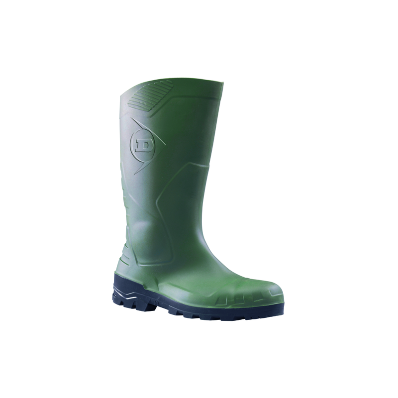 BOTTE DEVON DUNLOP VERTE T37 SECURITE