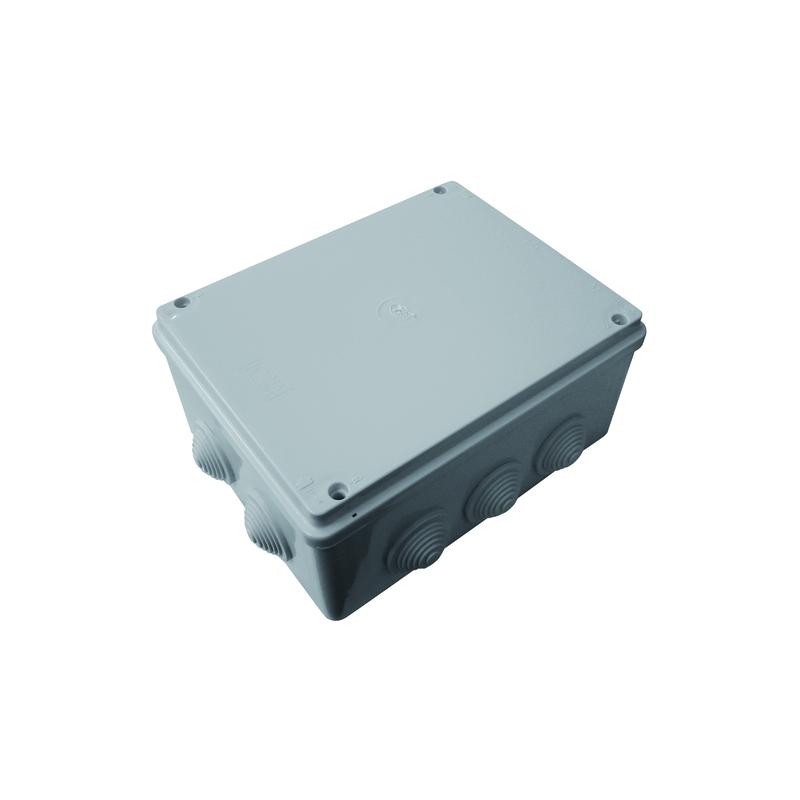 BOITE ETANCHE IP35 220x170x105mm A VISSER