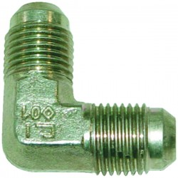 Adaptateur mâle JIC3/4xJIC3/4 90°