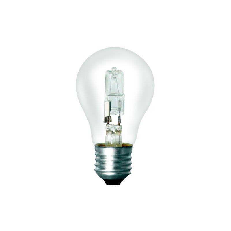 LAMPE HALOGENE ECO CLASSIC A55 53W E27 BLIST