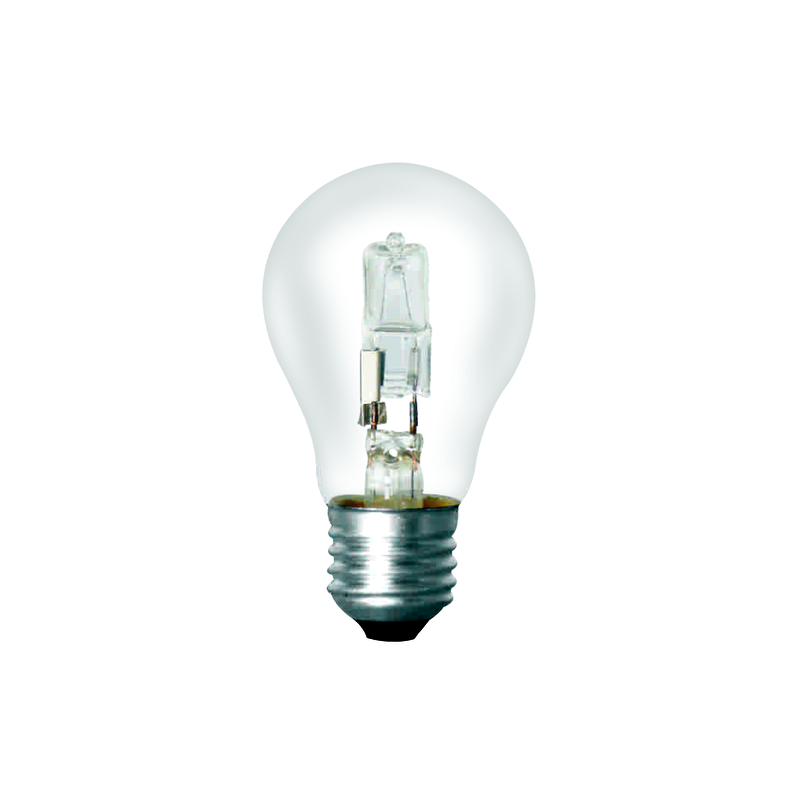 LAMPE HALOGENE ECO CLASSIC A55 70W E27 BLIST