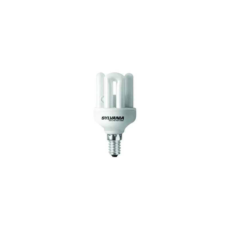 LAMPE ECO T3 10KH 8W 827 E14 FAST START