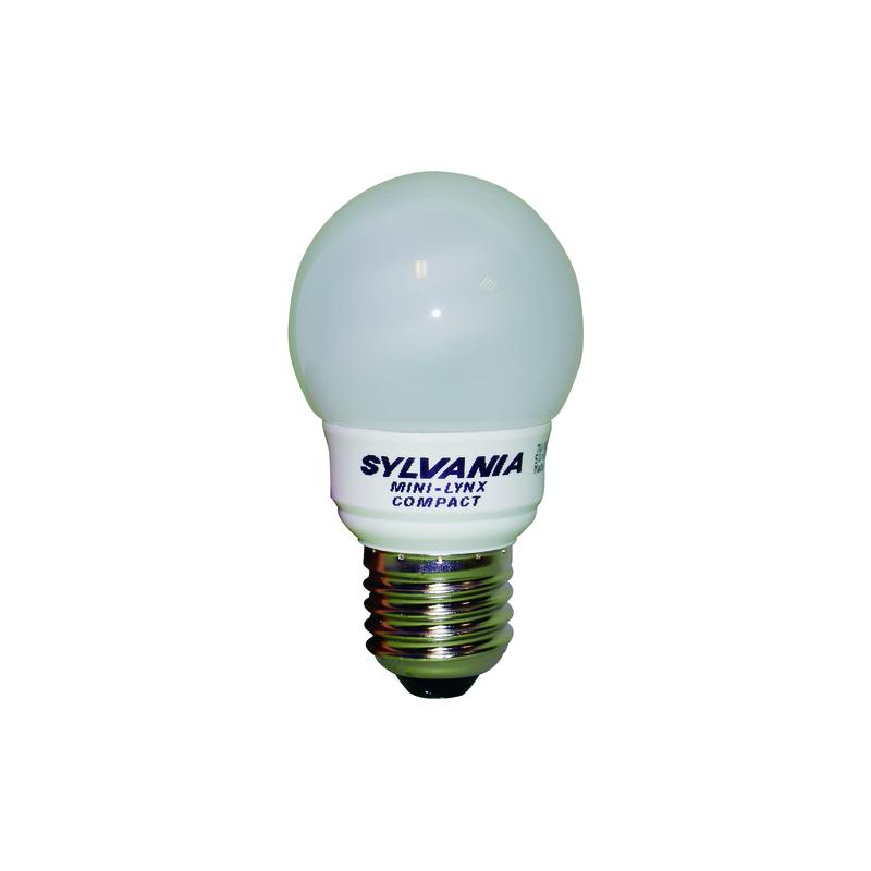 LAMPE FAST START SPHERIQUE T2 9W E27 840