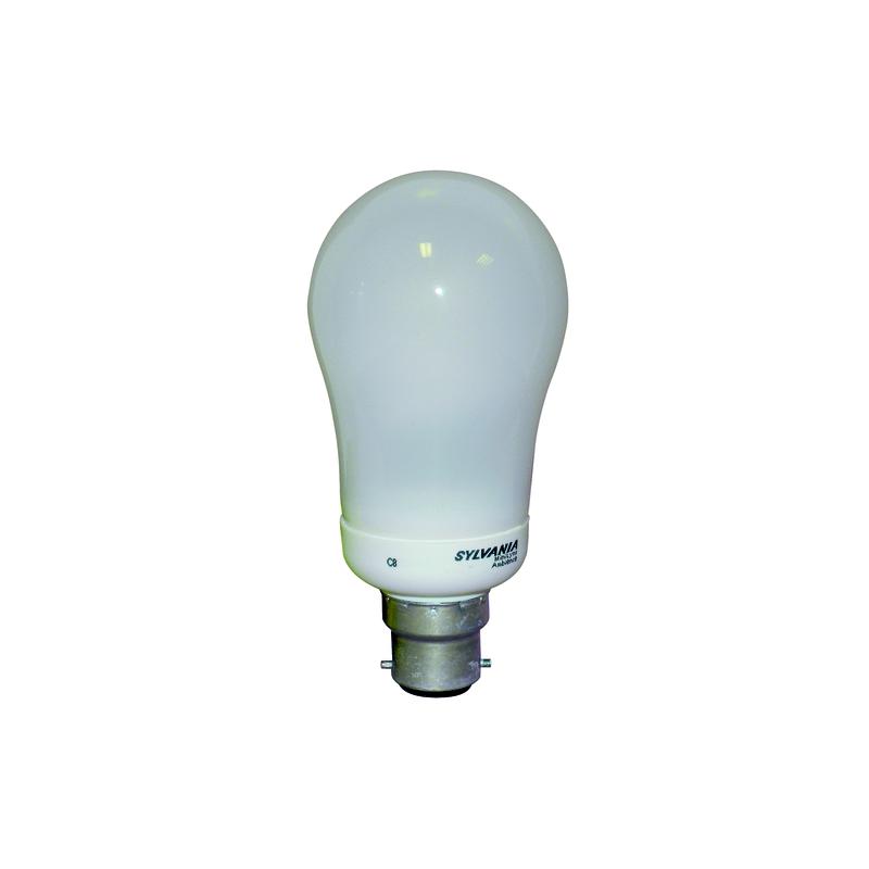 LAMPE FAST START STANDARD T2 15W B22 827