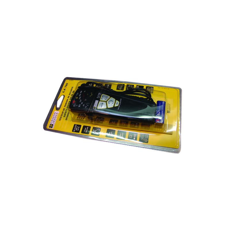 TESTEUR DE SECURITE ELECTRIQUE CA760
