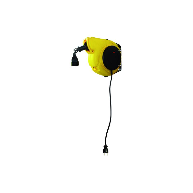 ENROULEUR MURAL CABLE HO5VV-F 3G1mm2 LG 11+2M