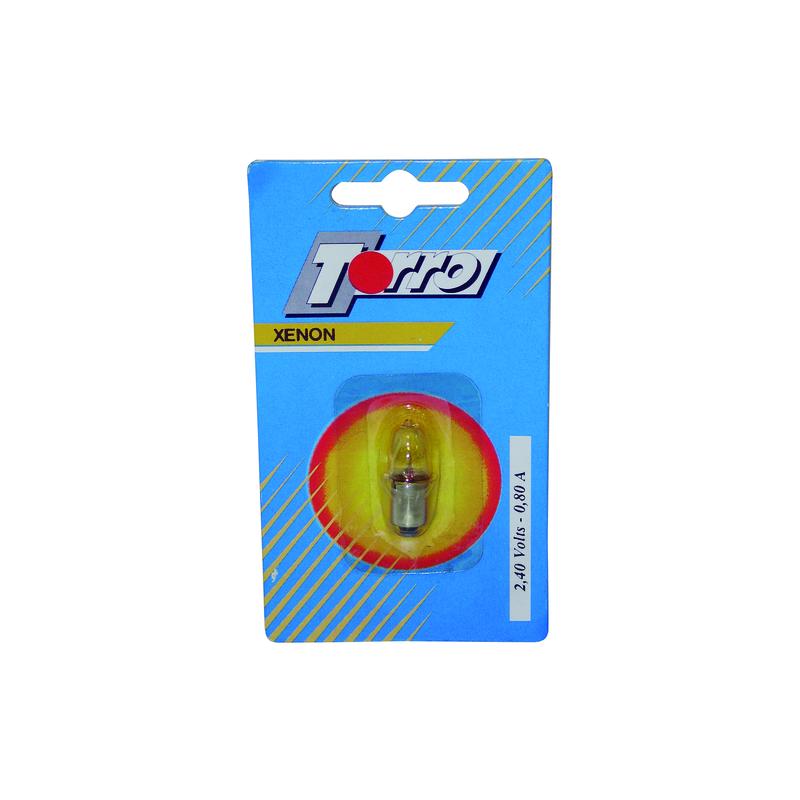 AMPOULE XENON 1,,2V / 2150130 BLISTER DE 1