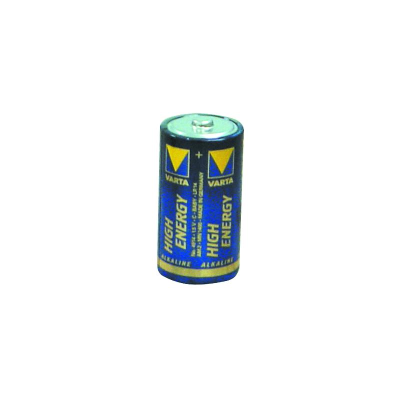 BLIST.2 PILES ALK. 1,,5V/LR14 H.ENERGY VARTA
