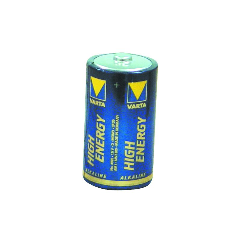 BLIST.2 PILES ALKAL. 1,,5V/LR20 H.ENERGY VARTA