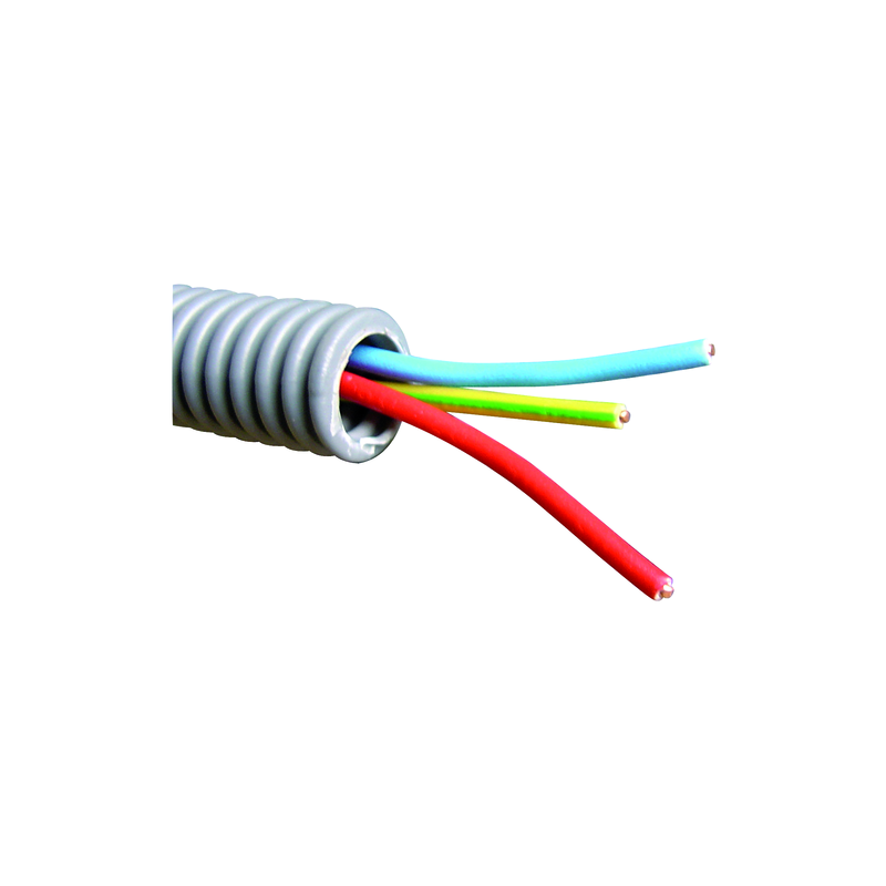 Gaine lectrique pr c bl e 3 fils de gaine diam tre - Diametre fil electrique ...
