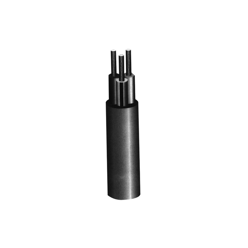 CABLE HO5VVF 3X2,,5mm? GRIS COURONNE DE 50M
