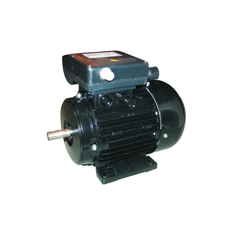MOTEUR ELEC.MONO 230V IE1 3000T 0,,75CV/0,,55KW