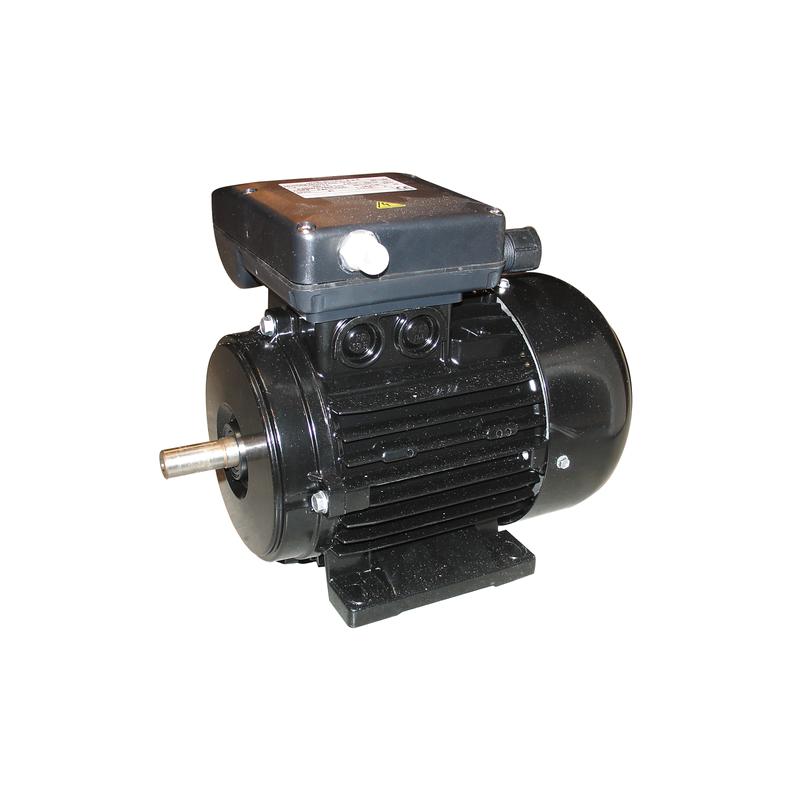 MOTEUR ELEC.MONO 230V IE1 3000T 1CV/0,,75KW