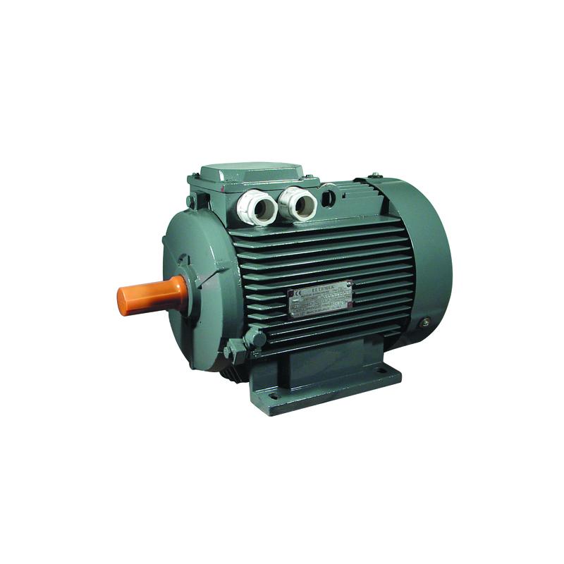 MOTEUR ELEC.TRI.230/400 1500T IE1 2CV/1,,5 KW